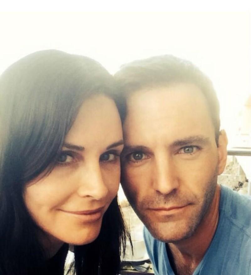 La actriz y su pareja, el músico Johnny McDaid, anunciaron públicamente este viernes mediante sus respectivas cuentas en Twitter que próximamente se casarán.