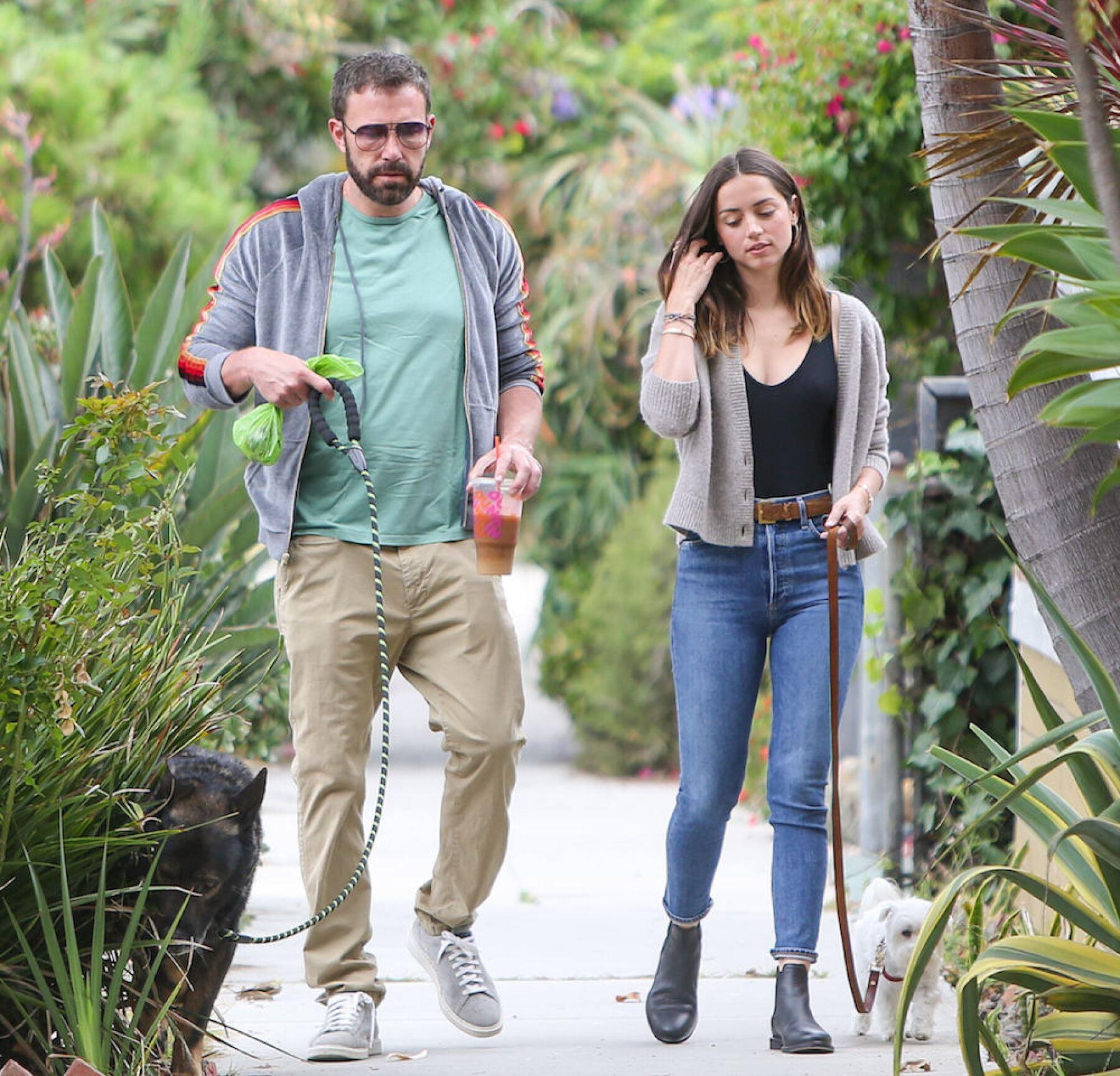 Celebrity Sightings In Los Angeles - July 01, 2020