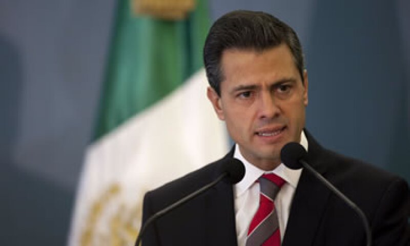 El presidente Enrique Peña Nieto se reunirá con el mandatario panameño Ricardo Martinelli para formalizar el acuerdo.  (Foto: Archivo)