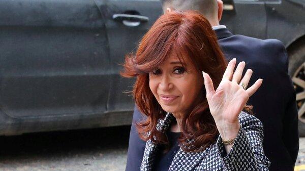 Cristina Fernández Argentina juicio