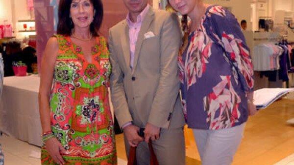 Diana Siller, Rafael Zúñiga y Vanessa Álvarez Tostado