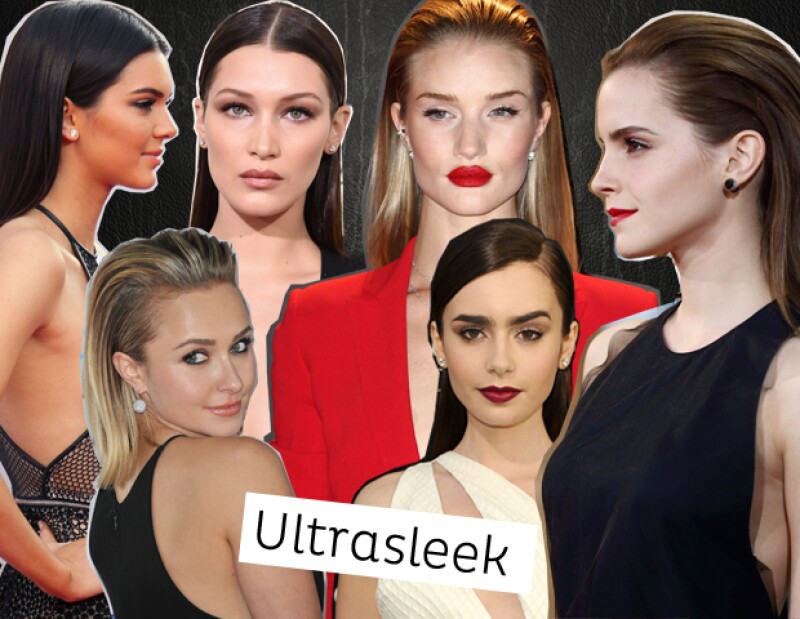 ¿Quieres un peinado diferente? L'Oréal Professionnel nos enseña a lograr el Ultrasleek look, paso a paso.