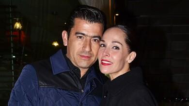 Isaias Gomez y Sharis Cid