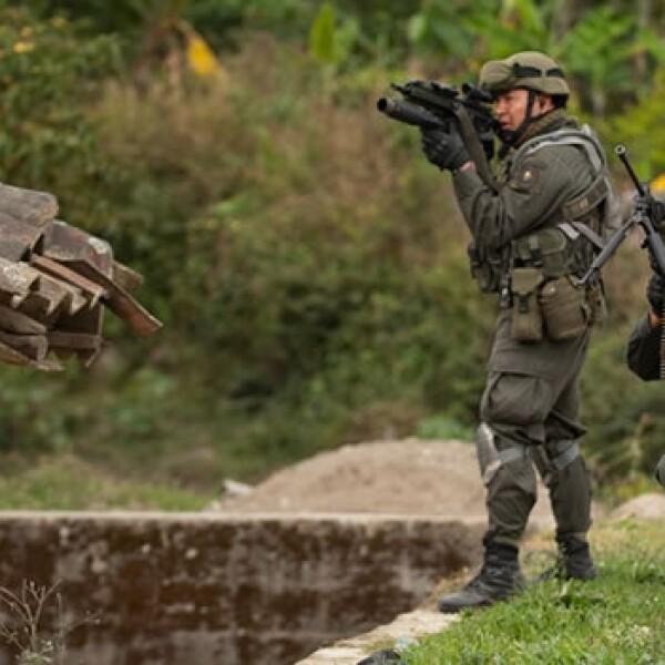 guerrilla, rebeldes, ejercito, toribio