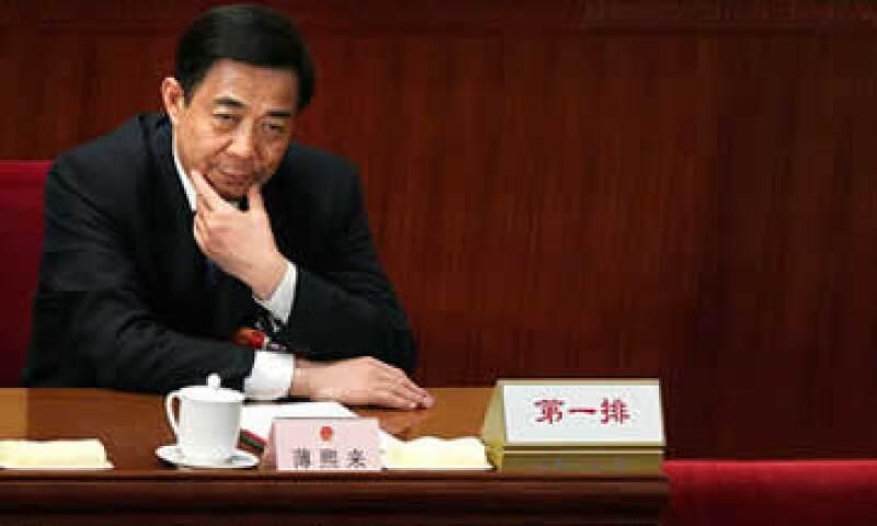 Cualquiera que haya seguido la carrera de Bo Xilai entenderá que él ejerció el poder, como dicen los abogados, extra-constitucionalmente. (Foto tomada de CNNMoney.com)
