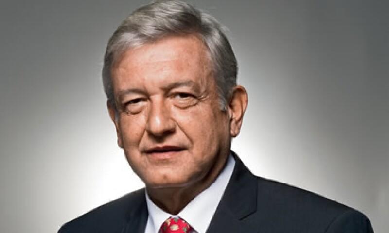 El indicador Pulso 500 de CNNExpansión reveló que las principales fortalezas de Andrés Manuel López Obrador es su nuevo discurso, su cambio de imagen y la creación del movimiento MORENA. (Foto: Alex H.O)
