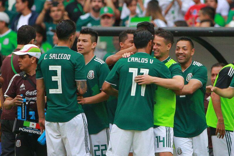 Escándalos de la Selección Mexicana
