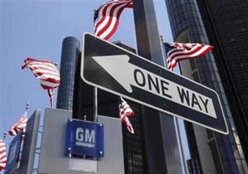 Las acciones de General Motors fueron suspendidas en Estados Unidos la semana pasada. (Foto: AP)