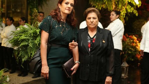 Victoria Larragain y Sor Salud
