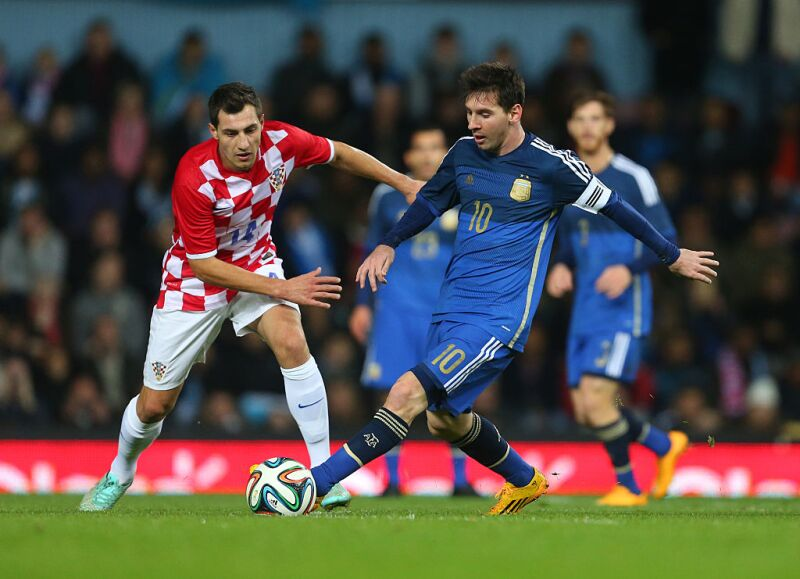 Argentina Croacia Rusia 2018