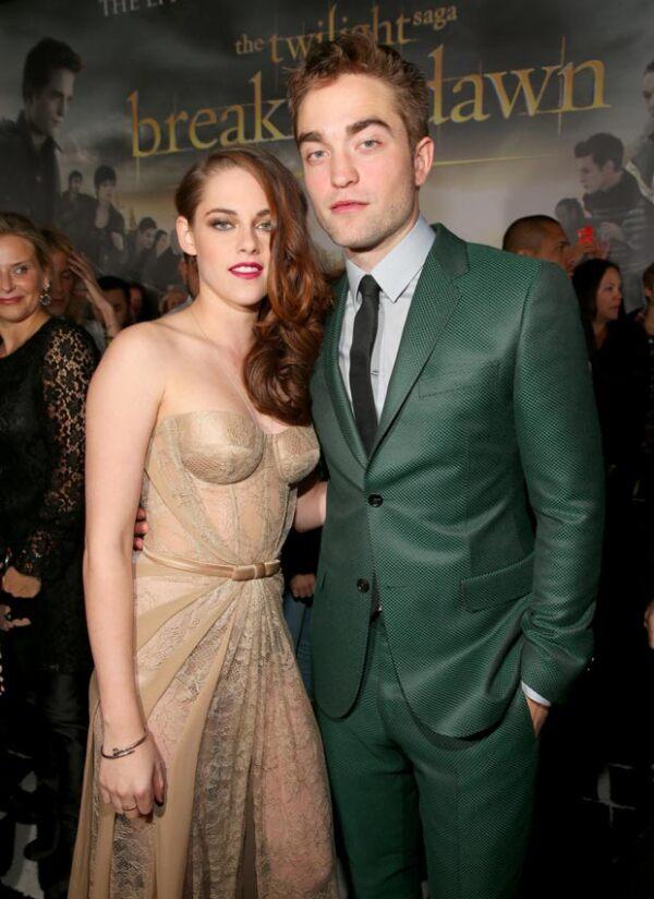 Kristen aceptó su propia infidelidad cuando era novia de Robert Pattinson.