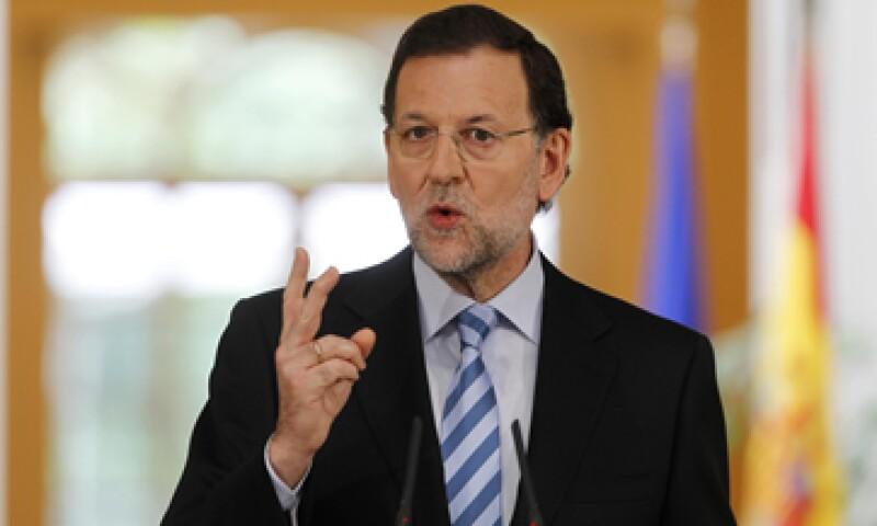 Mariano Rajoy fue muy criticado por no haber dado la cara el sábado tras el acuerdo. (Foto: Reuters)