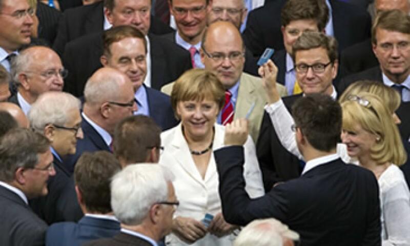 Angela Merkel ha defendido como pocos las políticas de austeridad en los atribulados Estados europeos. (Foto: Reuters)
