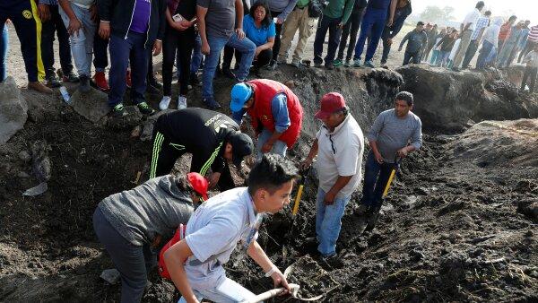 Pobladores de Hidalgo