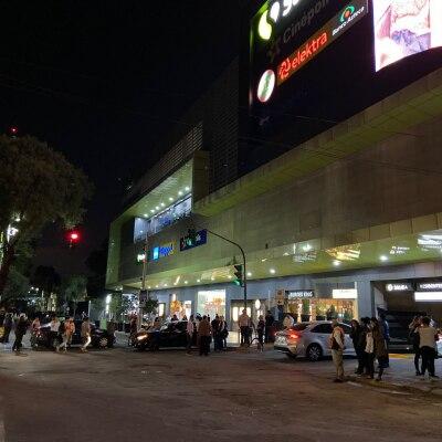 Protesta Parque Jardín