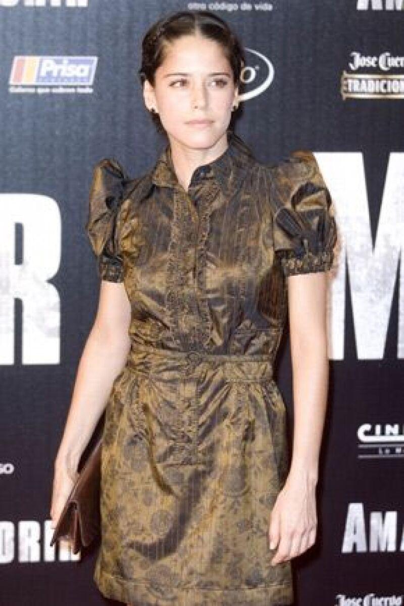 La cinta es protagonizada por América Ferrera y en la que la actriz mexicana interpretará a una madre de familia casada con un ex soldado.
