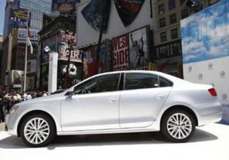 VW afirma que su nuevo modelo Jetta es una opción muy atractiva para los automovilistas de EU. (Foto: Reuters)