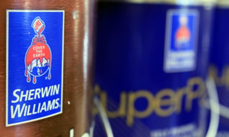 Sherwin-Williams comprará a la mexicana Comex por unos 2,340 millones de dólares, incluyendo deuda. (Foto: AP)