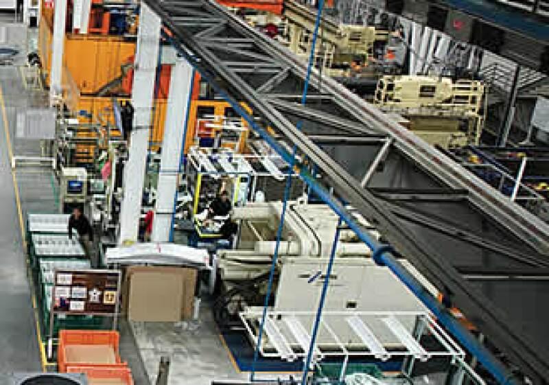 Una treintena de las 247 plantas de producción de Magna está en México. (Foto: Alfredo Pelcastre (Monda Photo))