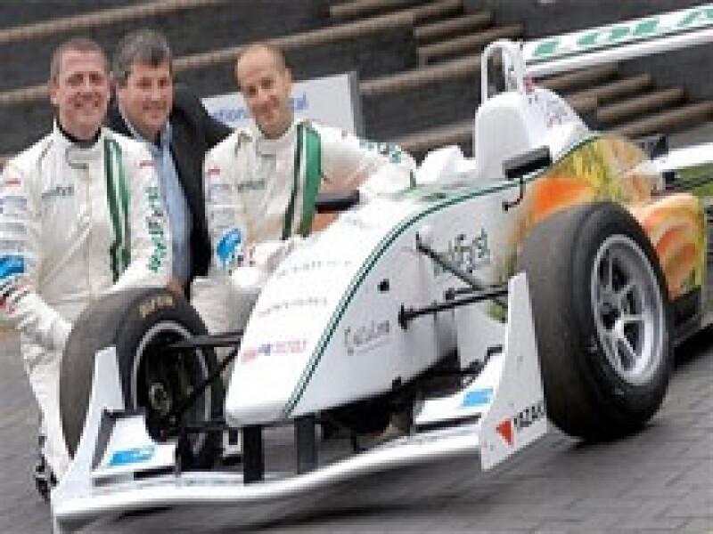 El automóvil será exhibido en el Gran Premio Europeo. (Foto: AP)