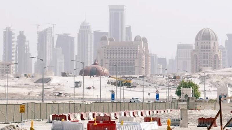 Qatar se prepara para el Mundial
