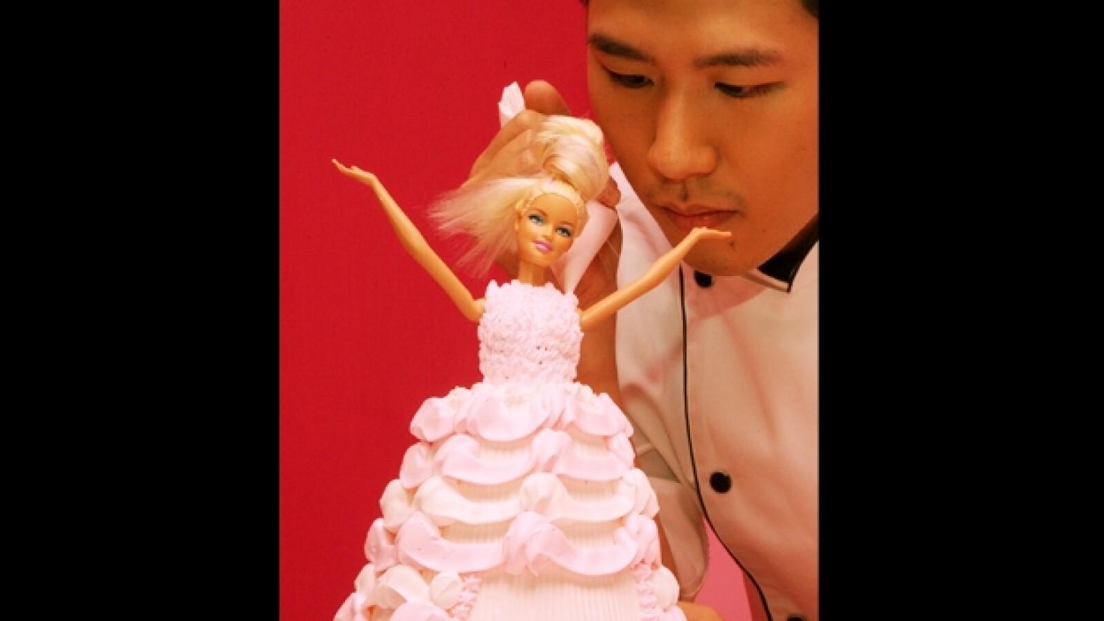 barbie, taipei, taiwan, restaurante, cafeteria, barbie cafe, hello kitty, mattel, sinlaku