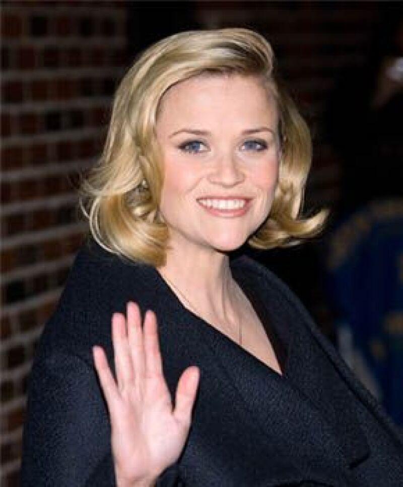 """La protagonista de """"Legally Blonde"""" afirma haber crecido con la película """"Four Christmases""""."""