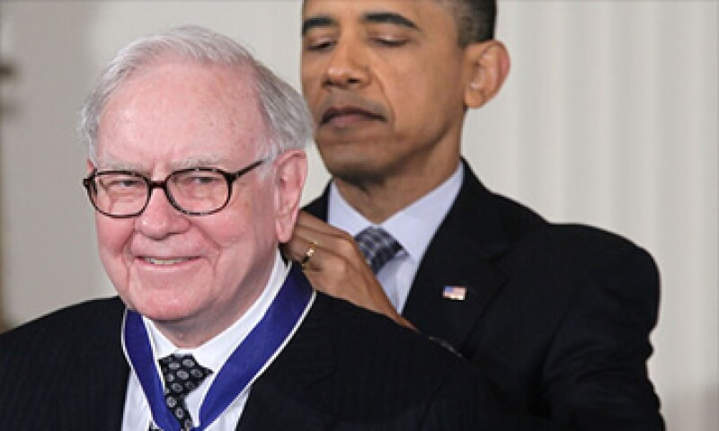 El presidente Obama busca implementar el impuesto que propuso Warren Buffett. (Foto: Cortesía CNNMoney)