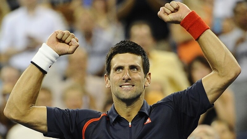 Novak Djokovic us open 2012