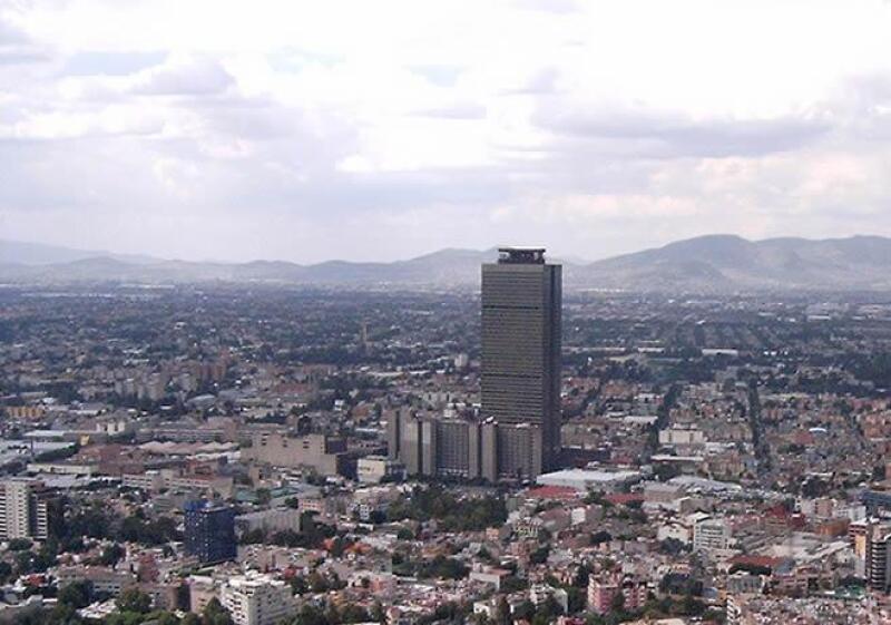 Torre de Pemex 1