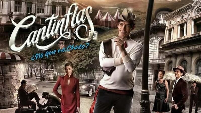 cantinflas, la película