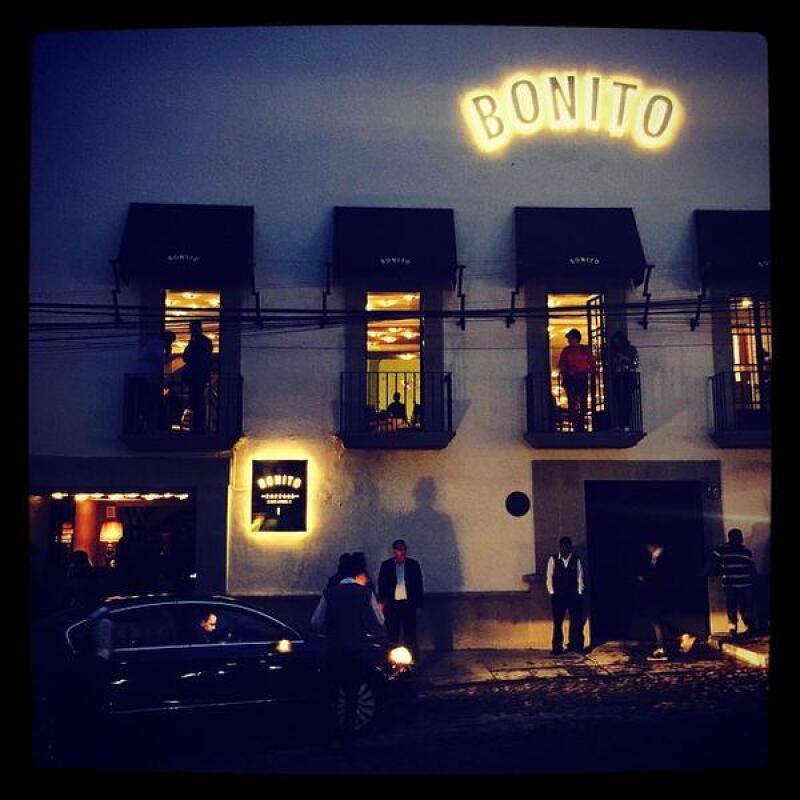 Con la apertura de este restaurante, Castro continúa creciendo como empresario.