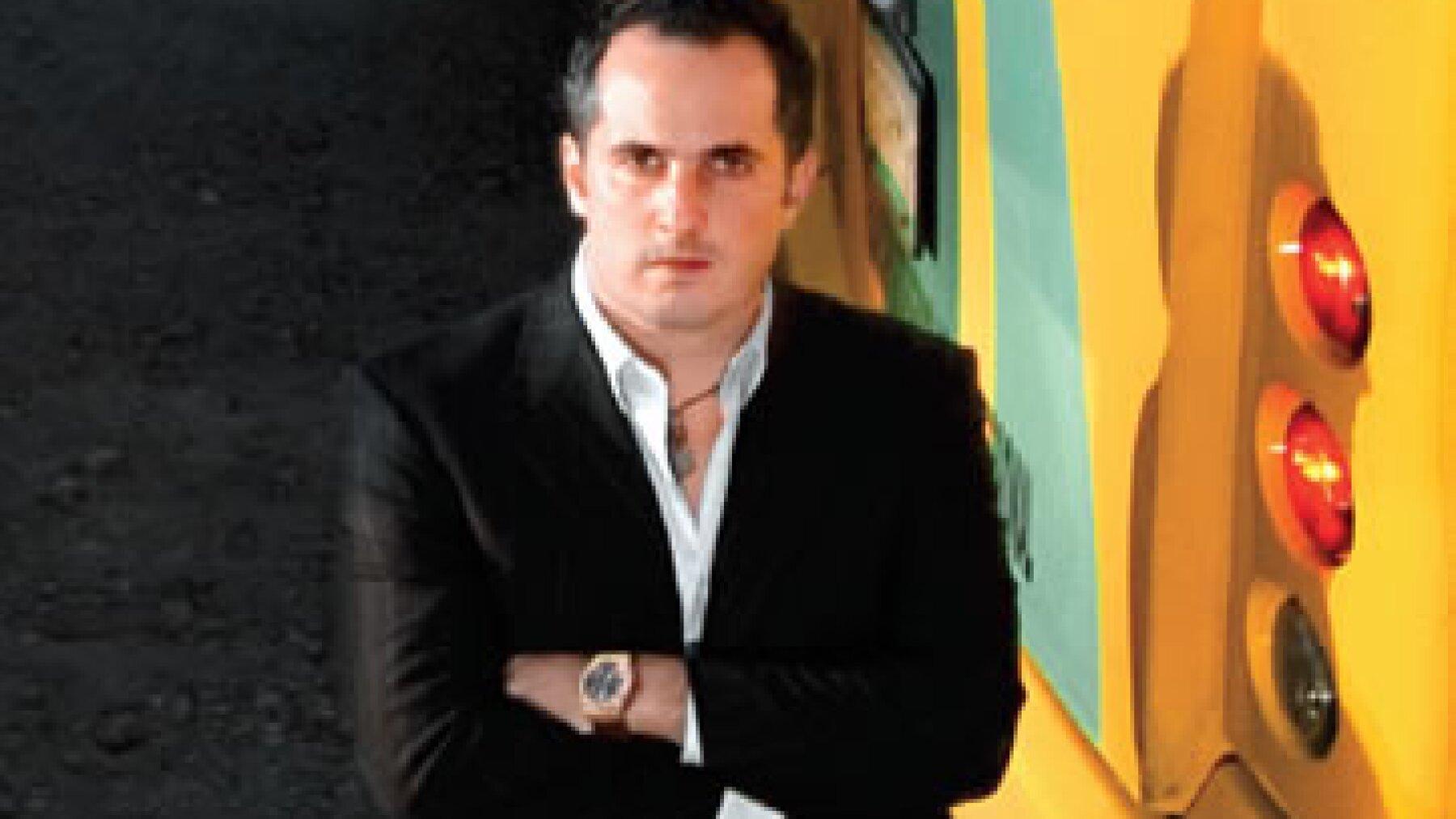 Aby Lijtszain lidera las empresas de transporte: Lipu (escolar), UTEP (escolar y de personal) y MyM (de mudanzas). (Foto: Duilio Rodríguez)
