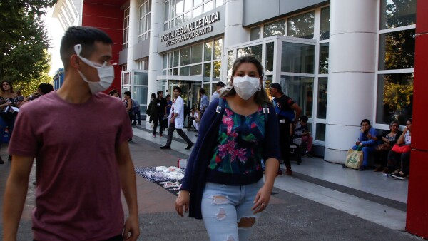 First case of coronavirus in Chile