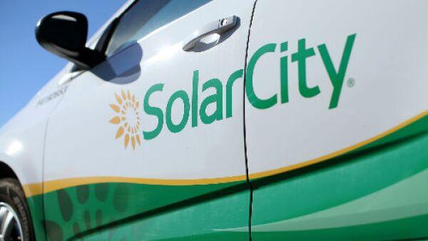 SolarCity camioneta