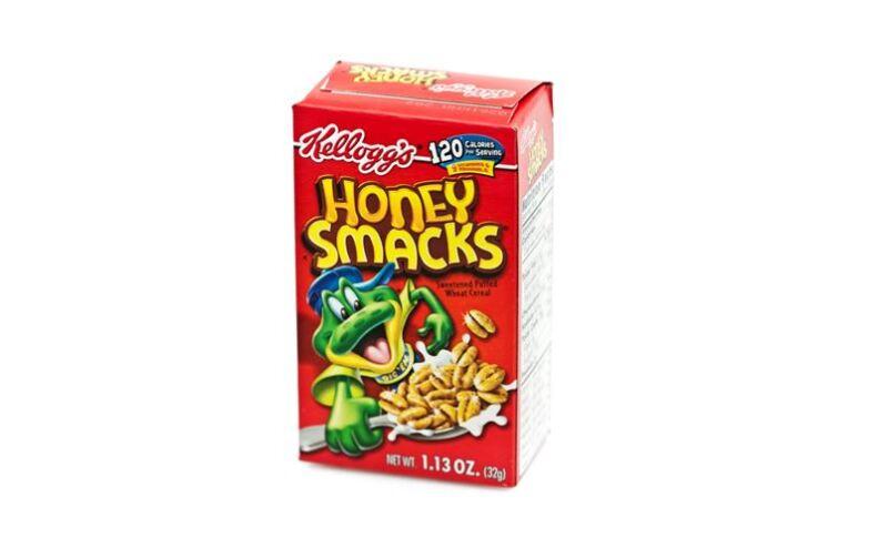 Honey Smacks