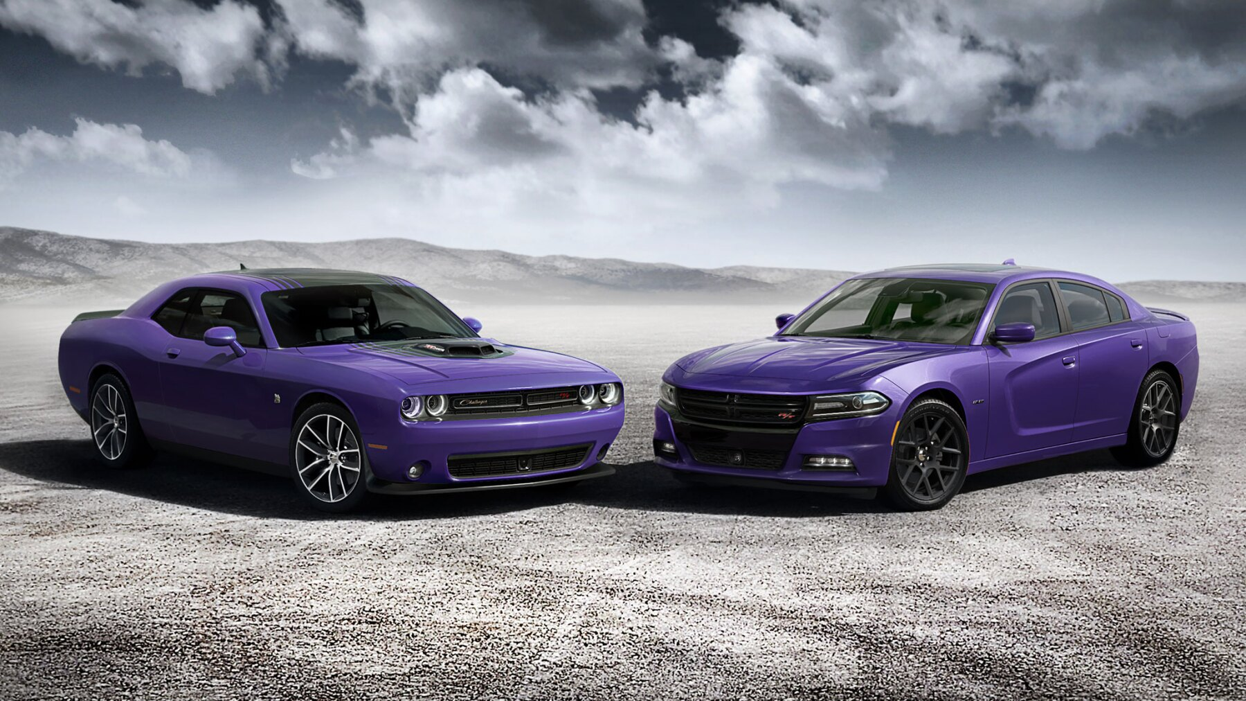 Dodge Charger / Challenger Scat Pack