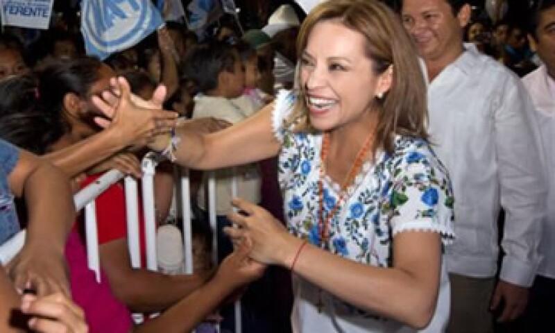 Josefina Vázquez Mota, candidata presidencial del PAN, está en el segundo lugar en las encuestas de intención de voto. (Foto: De josefina.mx)