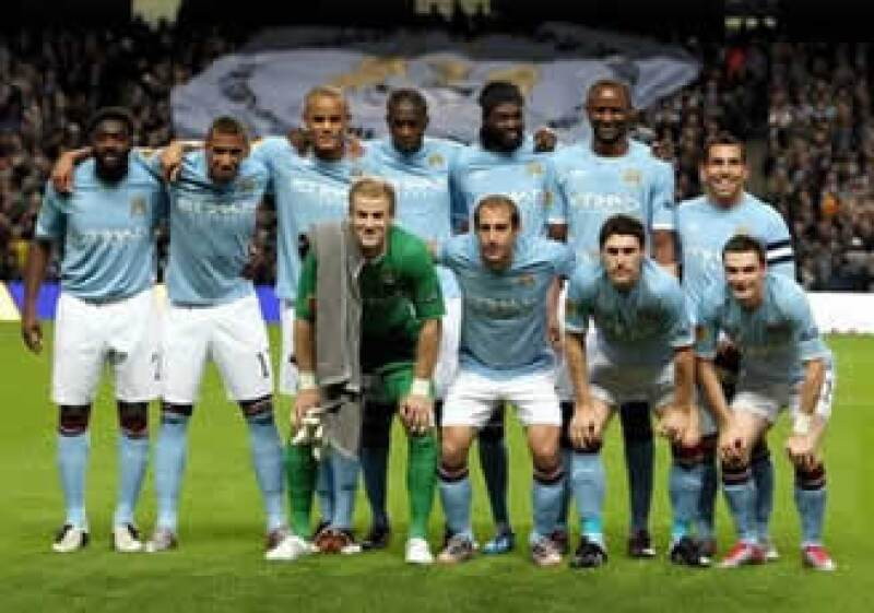Junto con la contratación de jugadores, Man City agregó otros 111 empleados a su personal. (Foto: AP)