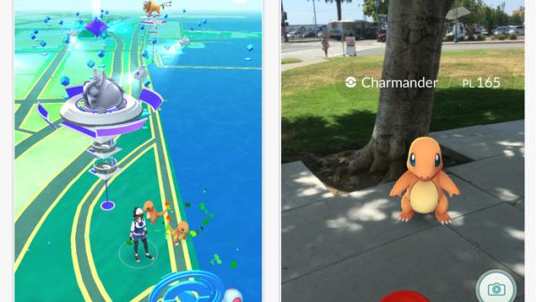 Pokémon Go impulsa a Apple