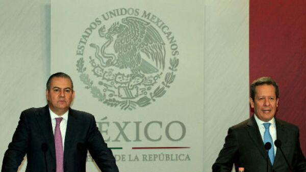 Autoridad Federal para el Desarrollo de las Zonas Econ�micas y el vocero de la Presidencia