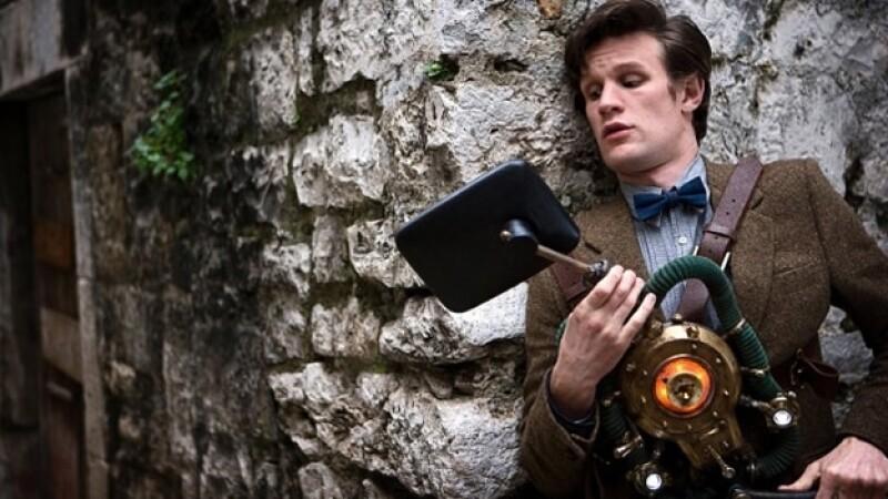 Matt Smith dio vida al Doctor Who 11, un personaje más joven que cautivó a los fanáticos de la serie