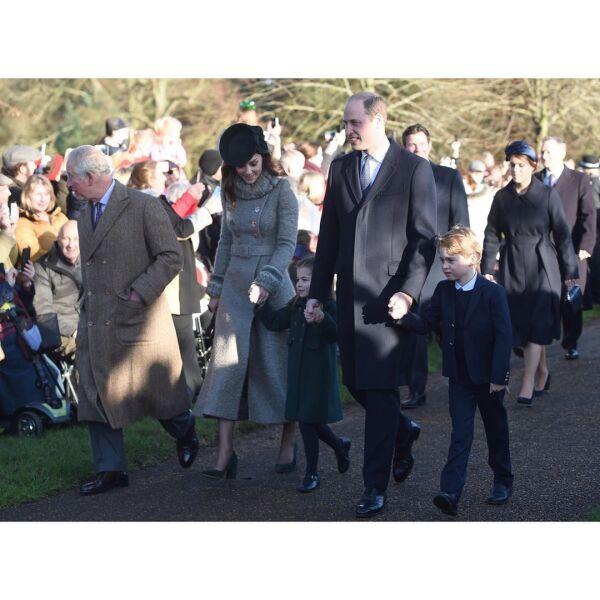 Familia de los duques de Cambridge