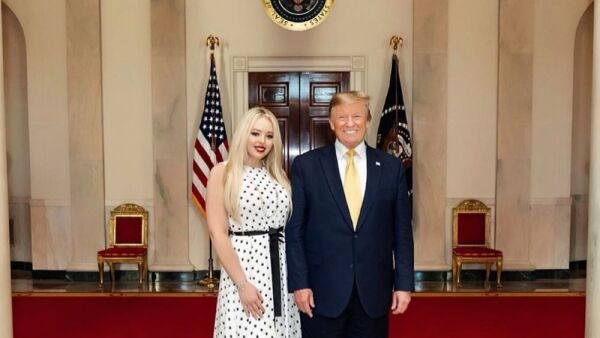 Tiffany y Donald Trump .jpg