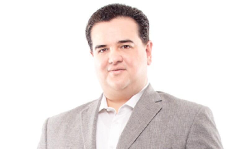 """""""En todos los emprendimientos busco un sentido de trascendencia y beneficio a los demás"""", dice Rubén Dionisio Sánchez de IRASA y una de las 30 promesas en los 30 edición 2013 de la revista Expansión. (Foto: Dayan Jiménez/ Jorge Garaiz)"""