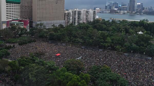 Manifestación masiva