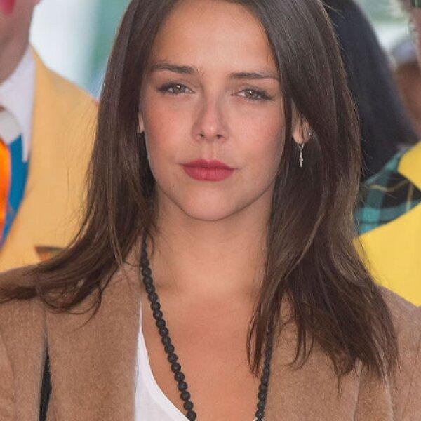 Pauline Ducruet es hija de Estefania de Mónaco y Daniel Ducruet, por lo que es prima de Carlota Casiraghi.