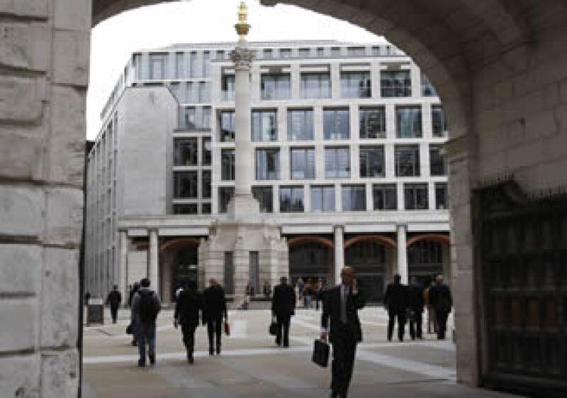 El Reino Unido es el centro financiero más importante del mundo. (Foto: Archivo AP)