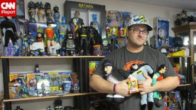 Matt MacNabb de Omaha, Nebraska, es el encargado de un sitio electrónico