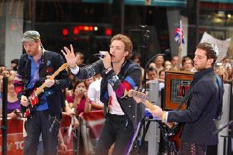 El grupo británico y la cantante galesa obtuvieron cuatro nominaciones a la más importante premiación de la música pop del Reino Unido.